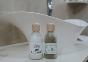 Unscented and Seaweed Bath Salts