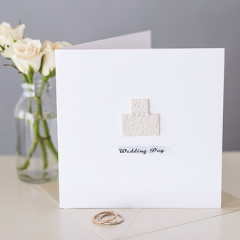 Bespoke Wedding Card