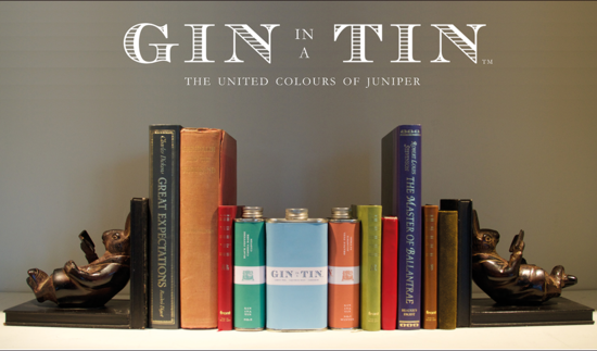 Gin In A Tin - The United Colours of Juniper