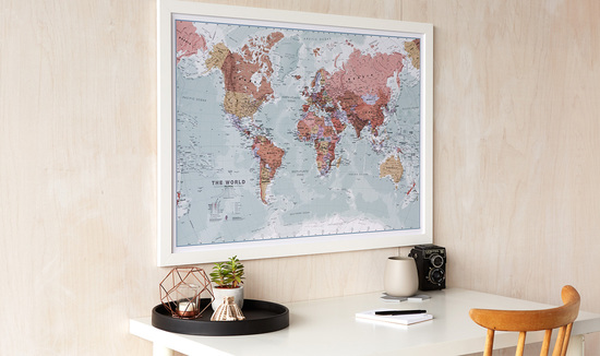 Maps Intenational World Map