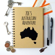Personalised Travel Journals