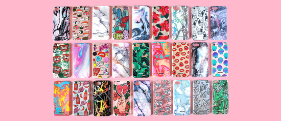 Talk and Tell Phone Cases