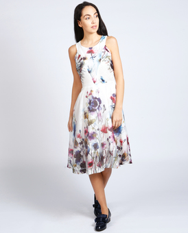 LAGOM Lavinia Floral Dress