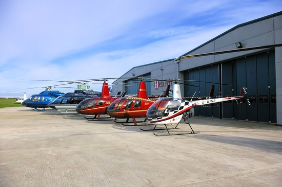 Heli AIr Helicopter Experiences and Training