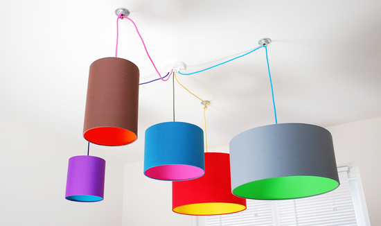 Quirk Multi Pendant Light Fitting