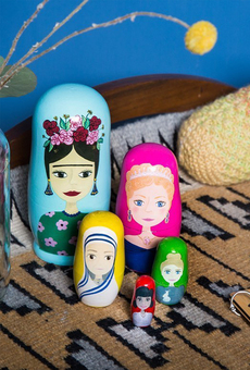 Inspirational Women of the World Dolls