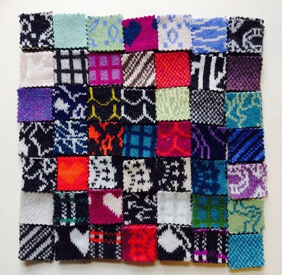 Mixter Maxter Patterns Squares