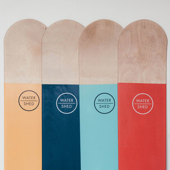 Watershed bellyboard