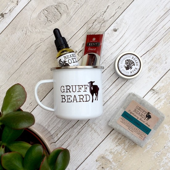 Beard Oil & Balm Set