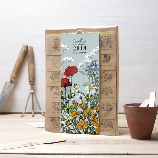 yearly seed calendar