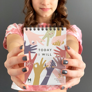 'Today I Will' Positivity pack for teenagers