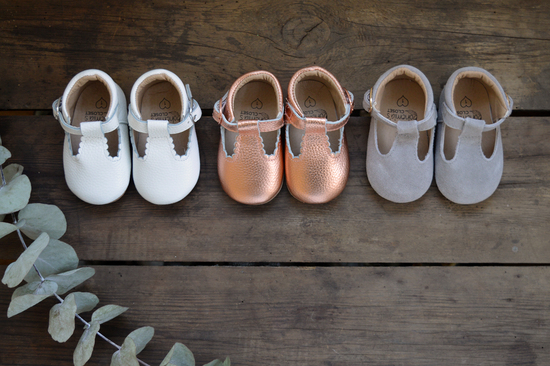 Baby & toddler t-bar shoes