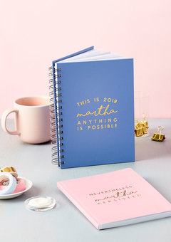 Martha Brook stationery