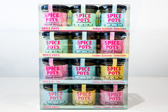 Fabulous Foodie Gift - Spice Pots