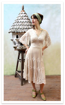 Cathleen lace dress