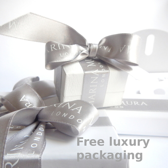 Complimentary luxury gift wrap