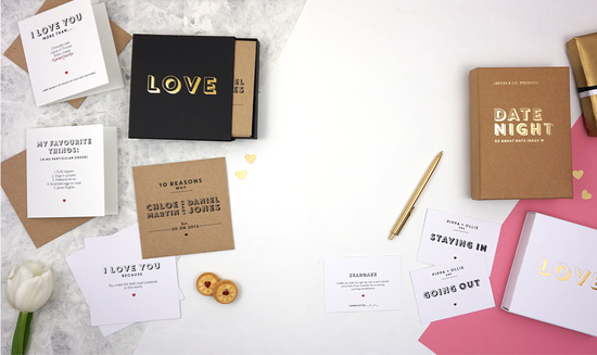 Jeeves & Co. Design Studio | Date Night and LoveBox