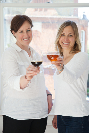 Cheers! From Claire and Posy Founders of Home Brewtique