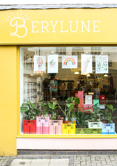 Berylune Window