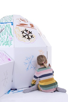 Kid-Eco Igloo White