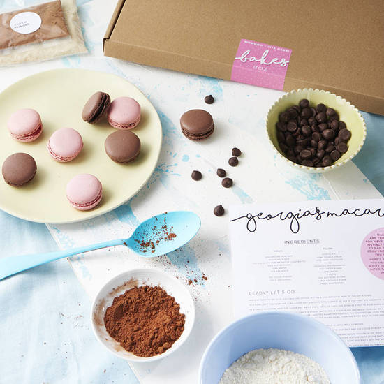 Baking kit subscription box