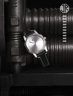 Sterling Silver Octavo Watch