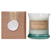 introducing our first range of candles titled Mum's Aromatherapy Shop