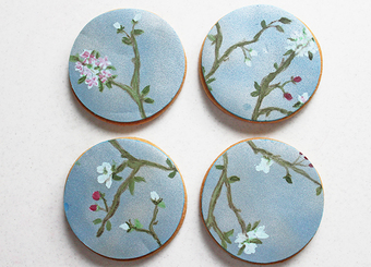 Chinoiserie Cookie