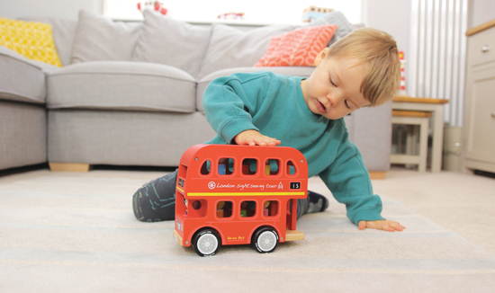 Strong, Quality, Sustainable wooden toys no plastic.