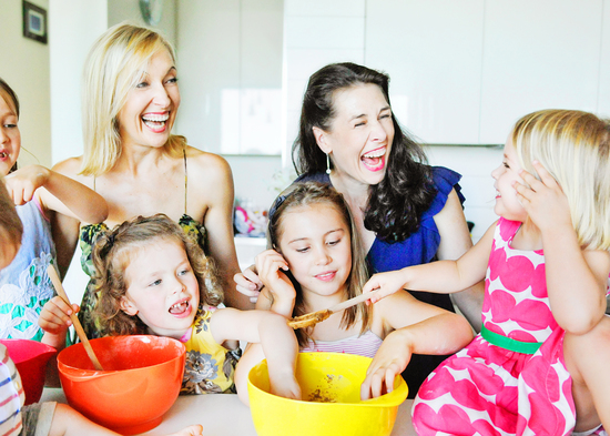 Healthier baking options for families