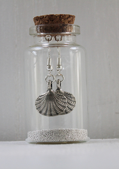 Earrings in a bottle make a great gift.