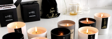 SUPER LUXE CANDLES