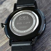 Engraving now available on all our Watches