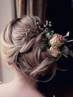 Darcy Bridal Hair Pins
