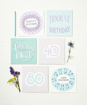 COlourful Greetings Cards