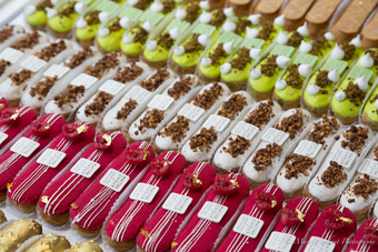 Eclairs on Sweet Tooth Tours