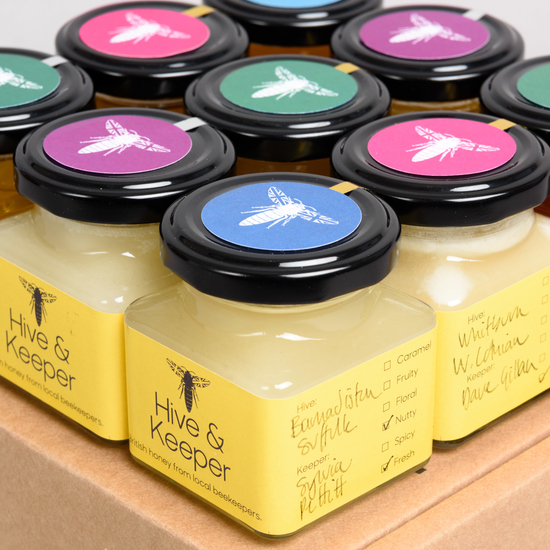 Raw British Honey