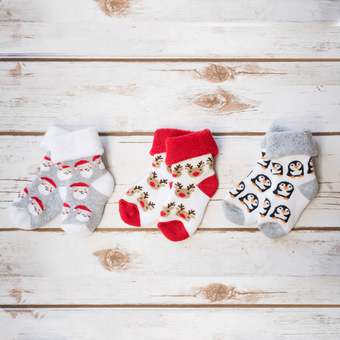 Baby's first Christmas items