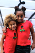 Afro Supa Hero Clothing