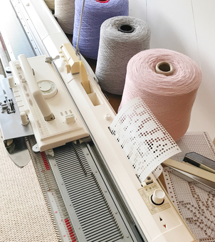Domestic Knitting Machine