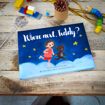Chapterful Personalised Story book