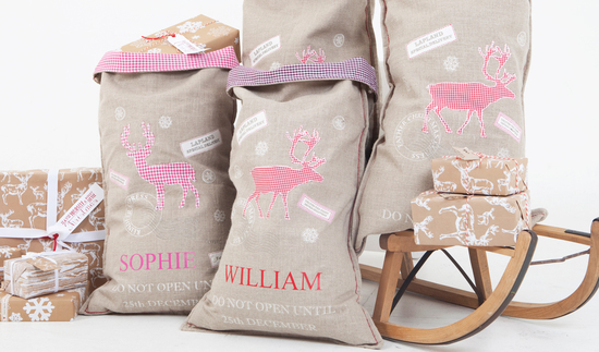 Christmas Stockings and Sacks
