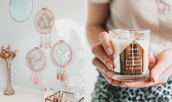 personalised gifts by coral and moss