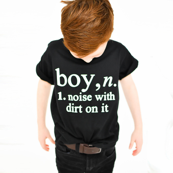 Our Boy Definition Tee