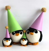 Pensive Party Penguins