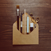 {creative, illustrated goods.}