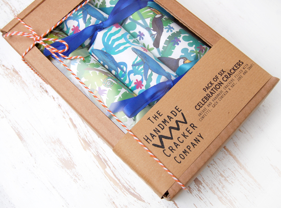 Wildlife Crackers Presentation Box