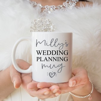 Best selling mug for wedding planners