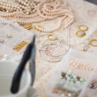 Pretty Handmade Jewellery