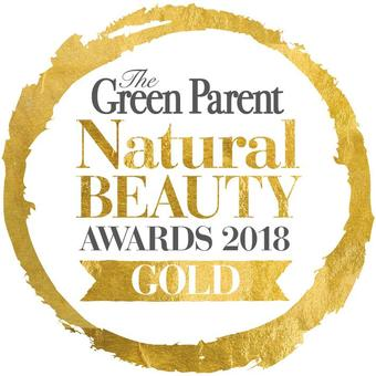 Green Parent Magazine Gold Award 2018